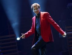 Barry Manilow, Photo Galleries, Leather Jacket, Fan, Gallery, Life, Fashion, Studded Leather Jacket, Moda