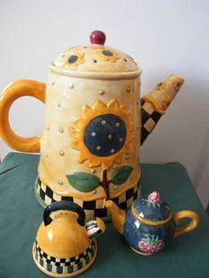 T E T E R A S   ♥ on Pinterest | Tea Pots, Ceramic Teapots and ...