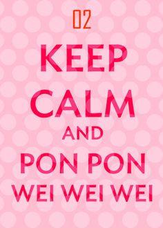 Keep calm and pon pon wei wei wei Kyary Pamyu Pamyu, Wei Wei, Japanese Models, Keep Calm, Find Image, We Heart It, How To Get, Harajuku, Diva