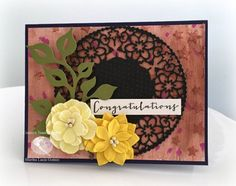 Hello everyone! Martha Lucia here with my first card using Earth Safe Finishes products. It is a congratulations card with a touch of mixed media. I really love how it turned out!  Suplies: Earth Safe Finishes Gesso Earth Safe Finishes Texture Ann Buttler Designs Iridescents:Sheer Russet, Tangelo and Sheer Bronze. Earth Safe Finishes Pigment…