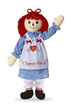 Aurora World Extra Large Classic Raggedy Ann Doll Aurora World http://www.amazon.com/dp/B00LWHWEPY/ref=cm_sw_r_pi_dp_B.Favb191YTFE