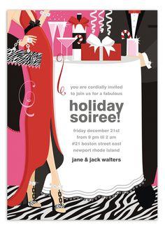 36efbbe38553 Holiday Party Invitations