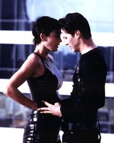 For Valentines day: my favorite Sci-Fi couples - Trinity & Neo