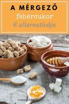 Tiszta étkezés - A mérgező fehér cukor 6 alternatívája