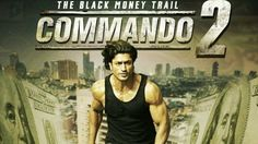 Commando 2: The Black Money Trail (or basically Commando 2) is an up and coming 2017 Indian activity film, coordinated by Deven Bhojani and created by Vipul Amrutlal Shah. The film is a spin-off of the 2013 film Commando: A One Man Army. The primary photography of the film started on 17 February 2016. Vidyut Jamwal and Adah Sharma will assume lead parts in the film. The film is planned to discharge on 3 March 2017.Watch trailer