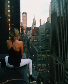 Summer in the city - @MALORIIEE New York City - travel - summer - NYC Goals