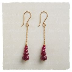 Winter Berries Earrings in Holiday 2012 from Arhaus Jewels on shop.CatalogSpree.com, my personal digital mall.