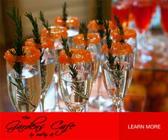 Holiday parties at the GARDENS