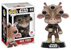 Star wars/ ree yees