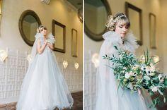Paris Bridal Inspiration... Where better for a Parisian wedding than at the Ashland Springs Hotel in Ashland, OR? #NeumanHotelGroup