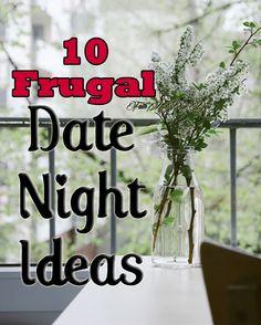 10 Frugal Date Ideas