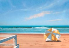 """Los codigos del sol #19"" Artista: Luis Marzoratti (2007) Oleo #mardelplata #mdq #arte #art #painting"