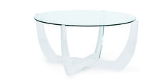 The Arco Perspex and glass occasional tables can be styled … read more