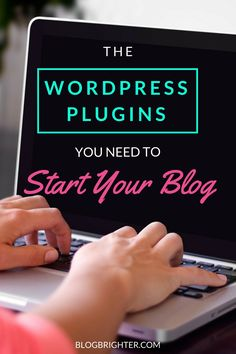 WordPress plugins are the heart of what makes WordPress so powerful. Here are the plugins you absolutely need to start your blog off right.