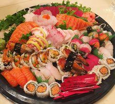 #sushi #스시 #회 #sashimi #sushiplatter by 99room