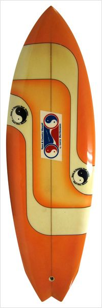 TC HAWAII 70`S Larry Bertlemann Fish Shaped By Larry Bertlemann|中古サーフボード販売・買取りのユーズドサーフ