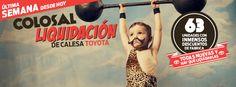 La Colosal Liquidación de Calesa Toyota Toyota, Movies, Movie Posters, United States, Films, Film Poster, Cinema, Movie, Film