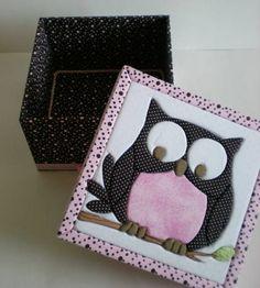 Owl Caja