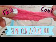 Cómo hacer slime con azúcar!!!!!! - YouTube