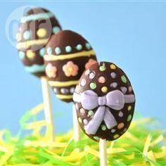 Foto della ricetta: Ovetti di cioccolato in quattro gusti