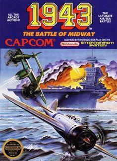 NES Games - 1943