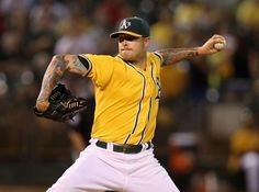 Blackley!!! He pitches, he is from Australia and he's tattooed and now he is a Ranger! What's not to love!?!