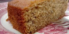 A delicious recipe for Banana Cake with Banana Butter Icing! I can't wait to make this cake again!!!