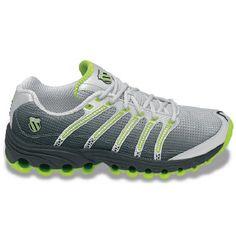 K-Swiss Tubes Run 100 Shoes (Blkfade/Br) - Men's Shoes - 8.0 M
