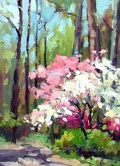 Spring Dogwood by Millie Gosch