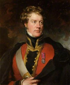 Lieutenant John Mackenzie Montreal Circa 1811 Berczy