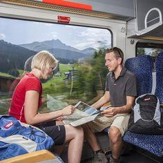 Freie Fahrt ins Urlaubsglück • Region St. Johann in Tirol Mountains, Nature, Travel, Family Day, Bike Rides, Summer, Naturaleza, Viajes, Destinations