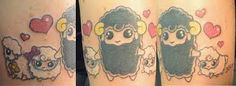 Image result for black sheep tattoo