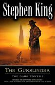 The Dark Tower series mixes aspects of our world, the old west and other characters from previous Stephen King's books.