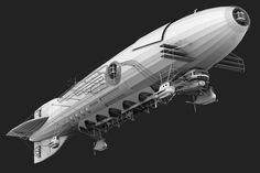 Zeppelin WIP, James Rosenkranz