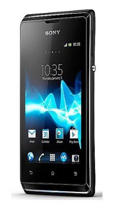 Sony Xperia E C1605 Dual Sim 3MP 3G 4GB Ice Cram Sandwich Factory Unlocked World Mobile Phone  Black *** See this great product.