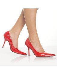 Classic Pointed Trendy Stiletto Patent
