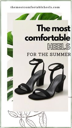 ae6e786892e Looking for heels you can rock all day all summer long  Well check out this