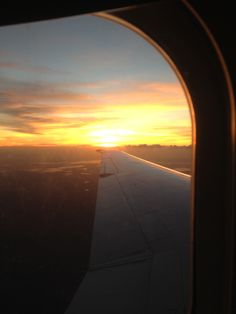 #sunset #upintheair