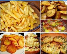 8 delicious recipes from potato