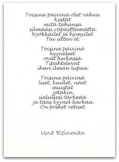Learn Finnish, Poems, Personalized Items, Learning, Poetry, Studying, Verses, Teaching, Poem