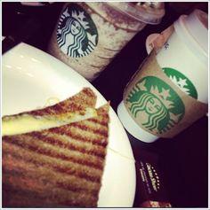 Starbucks - ChocoChip e Tostoe