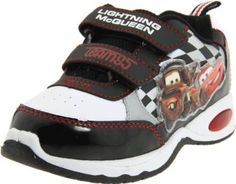 Disney CAF911 Cars Lighted Fashion Sneaker (Toddler/Little Kid).  List Price: $19.99  Savings: $NA  Sale Price: $NA