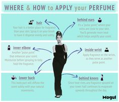 We'll teach you about more than perfume in the Mogul Beauty Course!  https://onmogul.com/courses/join