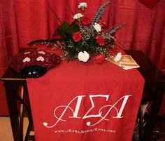 Sorority World Alpha Sigma Alpha, Sorority, Table Decorations, Ideas, Thoughts, Dinner Table Decorations