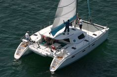 Find Nautitech 40.2 Catamarans Sailing Boats for sale, as well as other Nautitech Catamaran Charter online available at West Coast Marine.