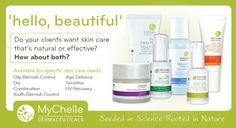 mychelle, FREE Skin Analysis