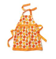 Totally making this for KGW! Autumn Pumpkin Apron- Great Gift for Thanksgiving Hostess!