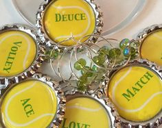 tennis party favors - Google Search