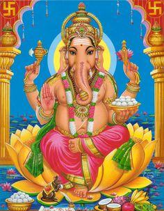 Runars World : Gott Ganesha Ganapati