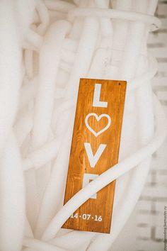 Купить Деревянные таблички с надписью - дерево, деревянный, натуральное дерево…